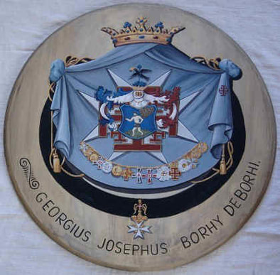 Coat of Arms Borhy